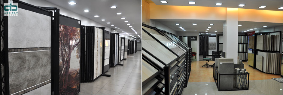 Abhinav Buildmat Tiles